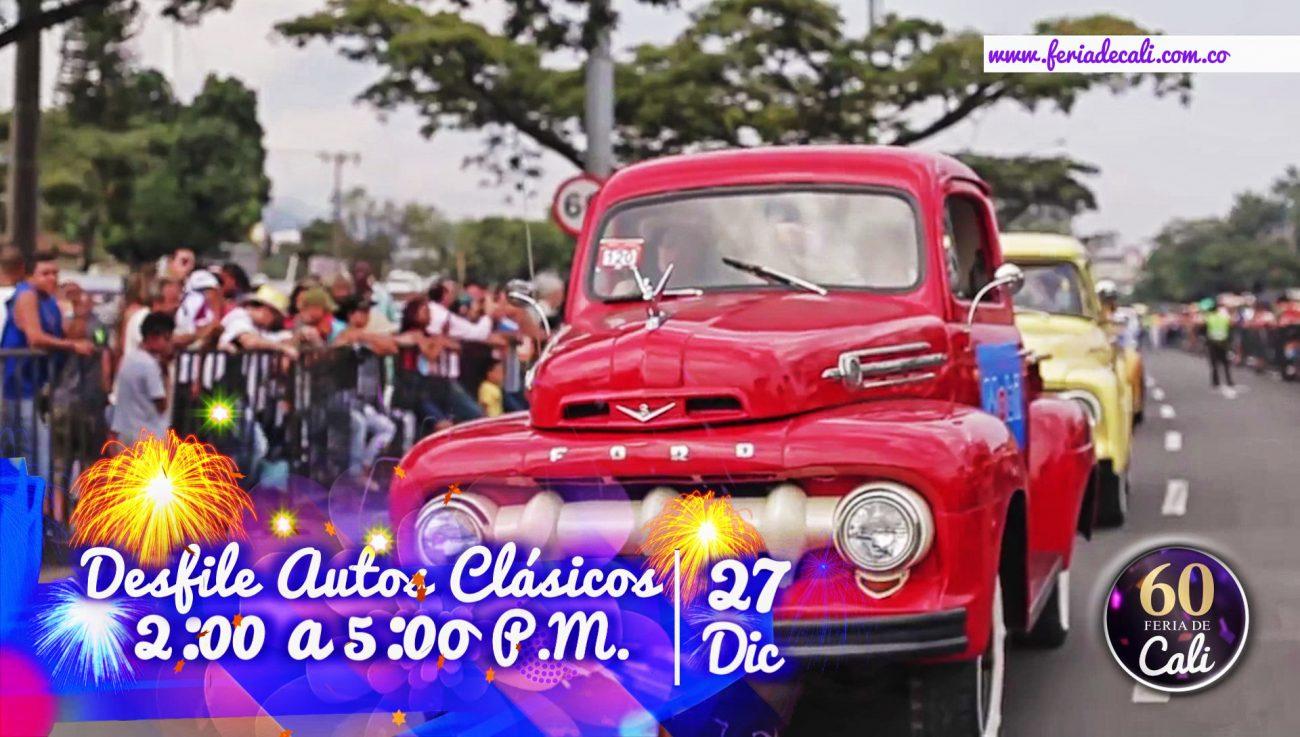 El Desfile de Autos Clásicos y mucho más por Telepacífico