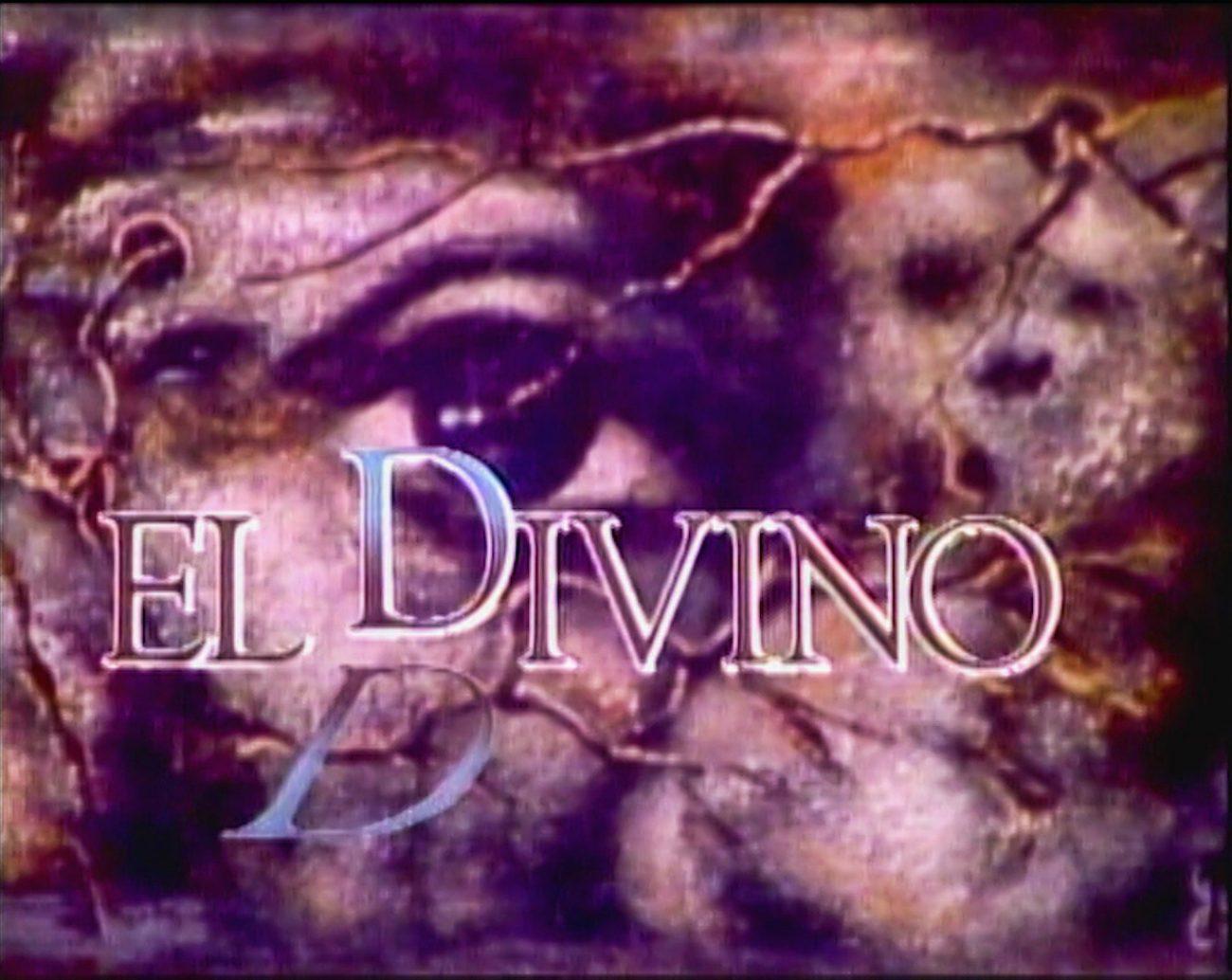 'El Divino' llega a las pantallas de nuestro canal