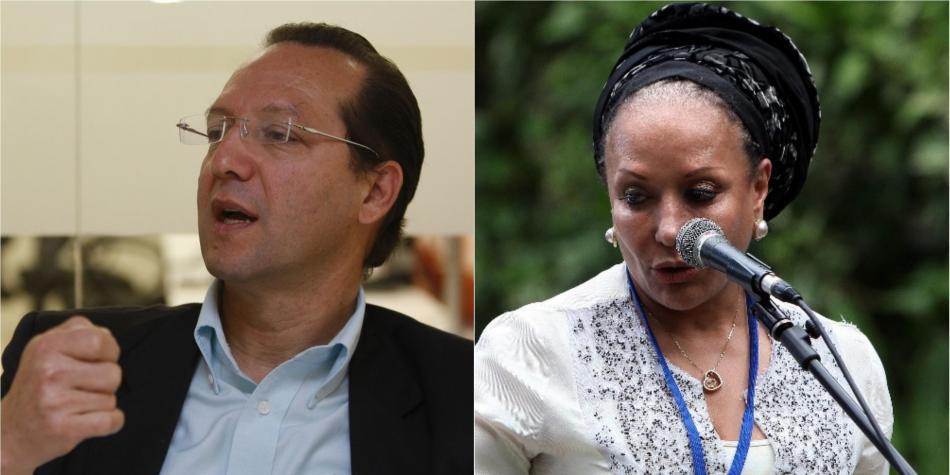 Piedad Córdoba retira su candidatura presidencial
