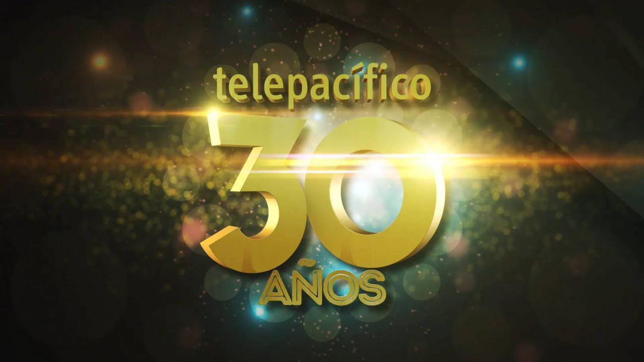 ¡Telepacífico celebra su aniversario número 30!