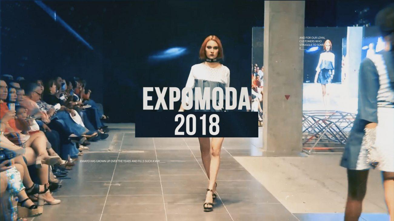 Vive Expomoda Colombia 2018 en Telepacífico